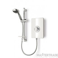 Triton ASP08GSWHT Electric Shower 8.5kw White Gloss