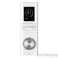 Triton HOSDMSWHT Host Digital Mixer Single Outlet With Control - White