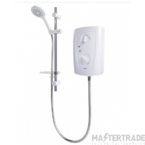 Triton SP8009PF T80 Pro-Fit Shower 9.5kW Whi/Ch