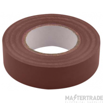 Unicrimp 19mm x 33m Tape - Brown