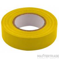 Unicrimp 19mm x 33m Tape - Yellow