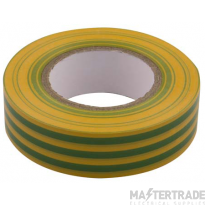 Unicrimp 19mm x 33m Tape - Yellow/Green