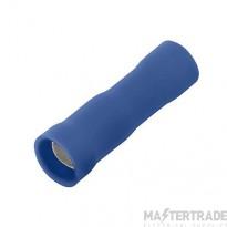 Unicrimp 5mm Female Auto Bullet Terminal - Blue