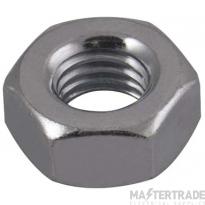 Unicrimp M10 Hexagon Nut