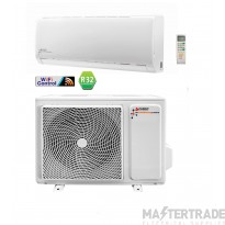 Gloss White 9000 BTU Wall Split AC