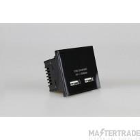 VARI DUSBC2B USB Charger 2100mA 50x50mm