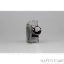 VARI GH0I Push Switch 2Way 1Grid Iridium