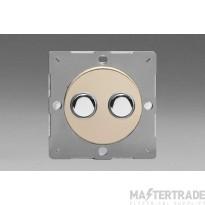 VARI Z1EGP2N-P Switch 2G 6A 71x71x23mm
