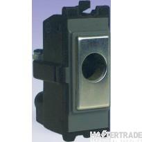 VARI Z2DG16FOS Flex Outlet 16A Steel