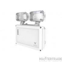 3.2W LED Emergency Twinspot, IP65