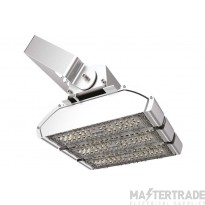 190W LED Floodlight Stainless Steel, 90 DEG, 840