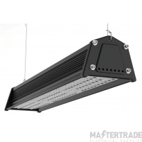 140W VRack Linear Highbay, 850, 120D Beam, 1-10V