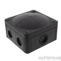 Wiska Adaptable Box Combi 407/5/S Black 10105602