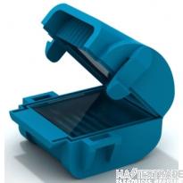 Wiska MJB2 Gel Insl Junction Box Blue