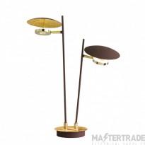 Wofi 8279.02.15.6000 Table Lamp Nogan 2Flg