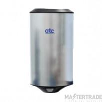 Cub High Speed Hand Dryer 500-1150W Matt S/S