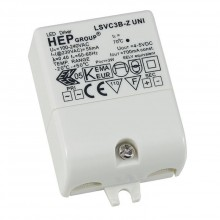 Ansell AD3W/700 LED Driver 1-3W 700mA