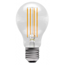 BELL 05304 6W LED Filament Clear GLS Dimmable - ES, 2700K