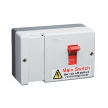 Click DB700 80A Fused Main Switch