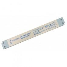 ECOPAC SLIM LINE LED DRIVER ECP30-24VF-1 SERIES 30W Contant Voltage  Fixed Output 24V DC