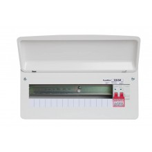 FuseBox F2015M 100A Main Switch 15 Way