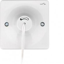 Hager WMCS3PI Ceiling Switch TP 10A