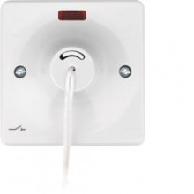 Hager WMCS50N Ceiling Switch DP 50A