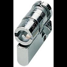 Hager FL97Z Double Bit Centre Lock 3mm