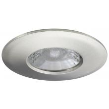 JCC Lighting JC1001/BNEM V50 Fire Rated Downlight Emergency CCT Brushed Nickel