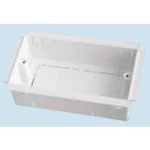 Marco MTSB2-50 Socket Box 2 Gang Whi