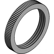 MetPro LR2 25Mm Lock Ring - Bzp