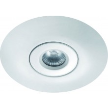 Knightsbridge 65mm-130mm Hole Converter for VFR Fixed LED Fire Rated Downlights VFRCW