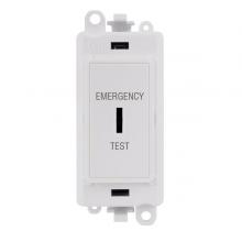 "Click Grid Pro GM2046PWET DP Key Switch Module ""Emergency Test"""