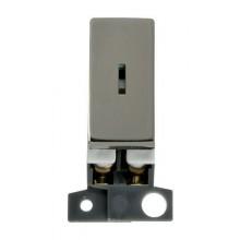 Click MiniGrid MD003BN Black Nickel 2 Way Keyswitch Module