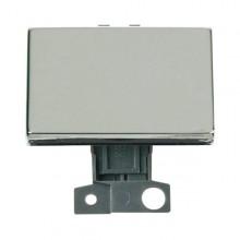 Click MiniGrid MD009CH Polished Chrome 2 Way Paddle Sw Module