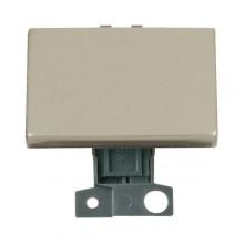 Click MiniGrid MD009PN Pearl Nickel 2 Way Paddle Switch Module