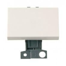Click MiniGrid MD009PW Polar White 2 Way Paddle Switch Module
