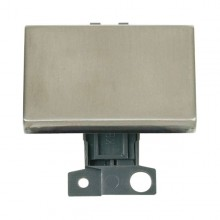 Click MiniGrid MD009SS Stainless Steel 2 Way Paddle Sw Module