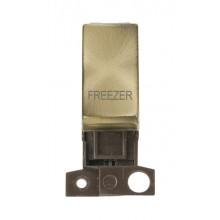 Click MiniGrid MD018ABFZ Antique Brass DP Freezer Module