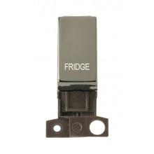 Click Minigrid 10A Switch Ingot DP Resistive Module Black Nickel MD018BNFD
