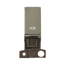 Click Minigrid 10A Switch Ingot DP Resistive Module Black Nickel MD018BNHB