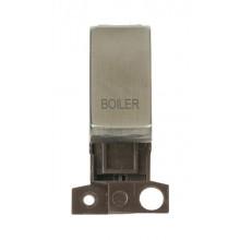 Click MiniGrid MD018SSBL Stainless Steel DP Boiler Module