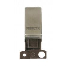 Click MiniGrid MD018SSFZ Stainless Steel DP Freezer Module