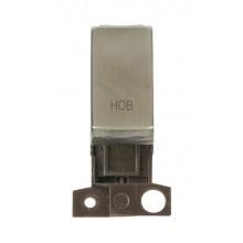 Click MiniGrid MD018SSHB Stainless Steel DP Hob Module