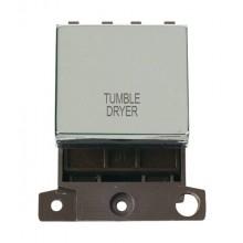 Click MiniGrid MD022CHTD Polished Chrome DP Tumble Dryer Sw Mod
