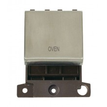 Click MiniGrid MD022SSOV Stainless Steel 20A DP Oven Module