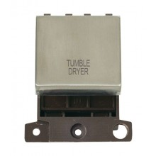 Click MiniGrid MD022SSTD S/Steel 20A DP Tumble Dryer Module