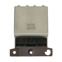 Click MiniGrid MD022SSWH S/Steel 20A DP Water Heater Module