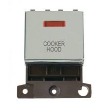 Click MiniGrid MD023CHCH Pol/Chrome DP Cooker Hood Mod + Neon