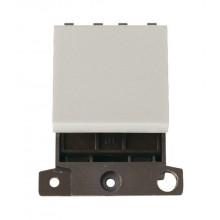 Click MiniGrid MD032WH White 32A DP Switch Module